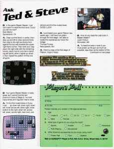 Sunsoft Game Time News 04 Fall 1989 page 3