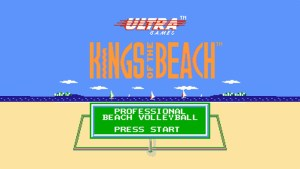 Kings Of The Beach (NES) Game Hub