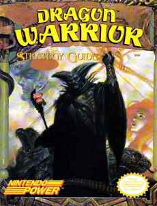 Nintendo Power   November December 1989   Dragon Warrior Strategy Guide pg-1