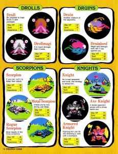 Nintendo Power | November December 1989 | Dragon Warrior Strategy Guide pg-16