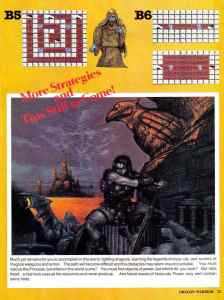 Nintendo Power   November December 1989   Dragon Warrior Strategy Guide pg-33