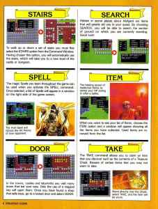 Nintendo Power   November December 1989   Dragon Warrior Strategy Guide pg-8