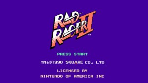 Rad Racer II (NES) Game Hub