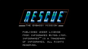 Rescue: The Embassy Mission (NES) Game Hub