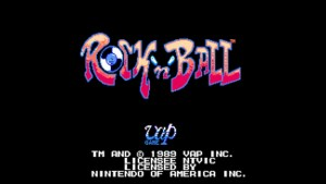 Rock 'n Ball (NES) Game Hub