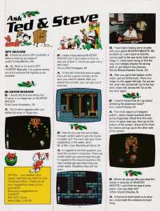 Sunsoft Game Times News | Christmas 1989-4
