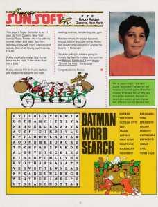 Sunsoft Game Times News | Christmas 1989-6