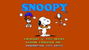 Snoopy's Silly Sports Spectacular (NES) Game Hub