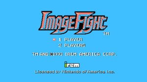 Image Fight (NES) Game Hub