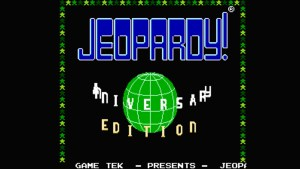 Jeopardy!: 25th Anniversary Edition (NES) Game Hub