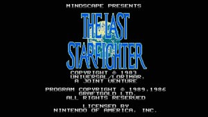 Last Starfighter (NES) Game Hub