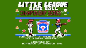 Little League Baseball Championship Series (NES) Game Hub