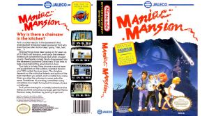 Maniac Mansion Review