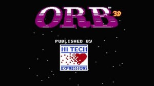 Orb-3D (NES) Game Hub