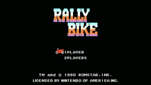 Rally Bike (NES) Game Hub