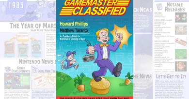"Kickstarter For Howard Phillips' Tell-All Book ""Gamemaster Classified"" Funded"