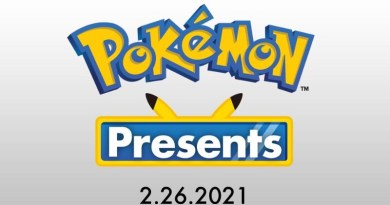 Pokémon Presents Video Presentation February 26