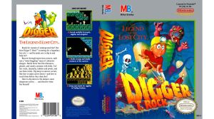 Digger T. Rock: Legend Of The Lost City Review