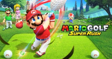 VIDEO: Mario Golf: Super Rush Overview Trailer
