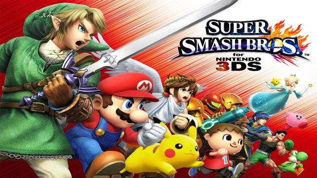 Super Smash Bros. for 3DS (Revised)