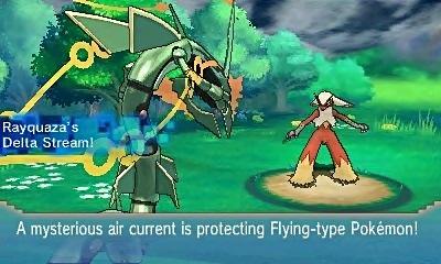 Pokemon Omega Ruby Alpha Sapphire Mega Rayquaza Battle (Revised)