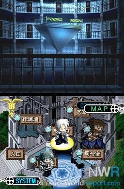 D Gray Man Kami No Shitotachi Game Nintendo World Report