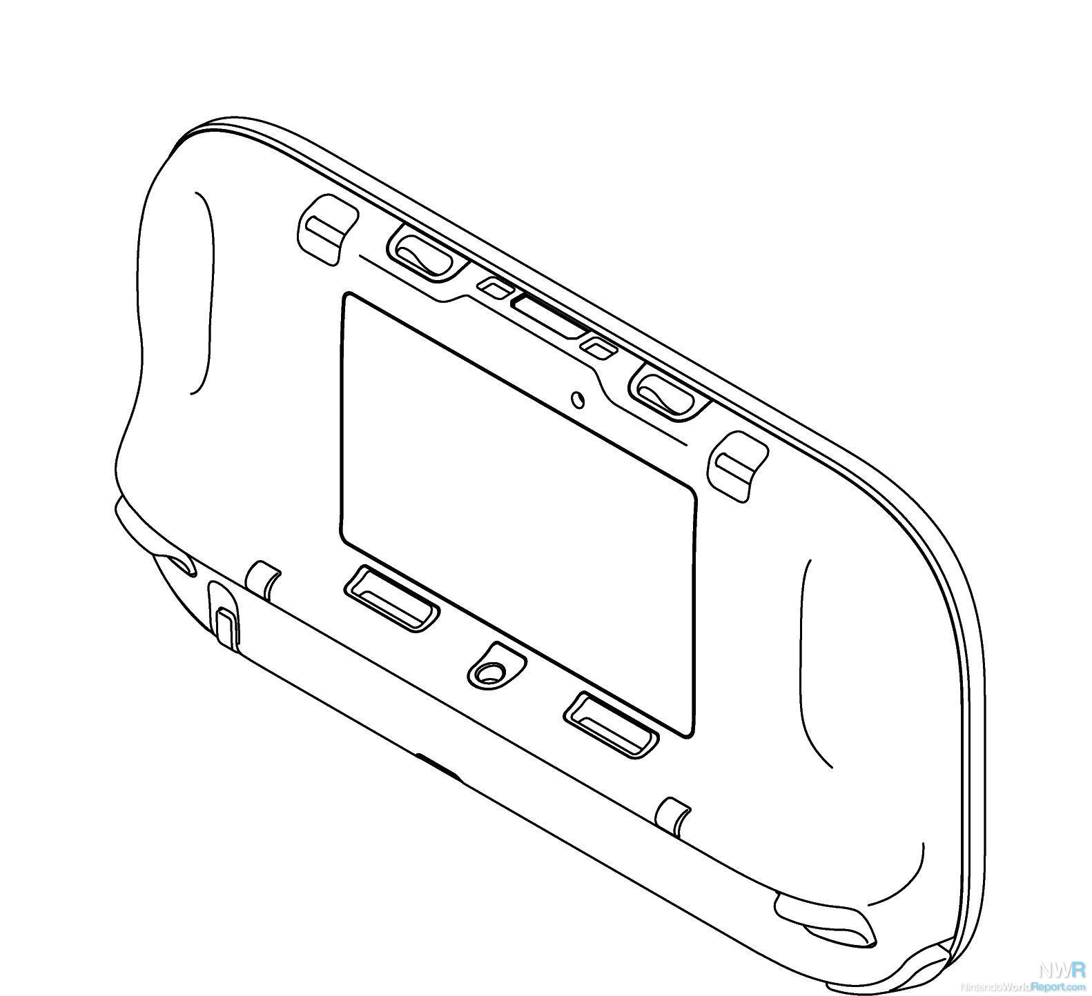 Final Wii U Controller to Use Traditional Analog Sticks
