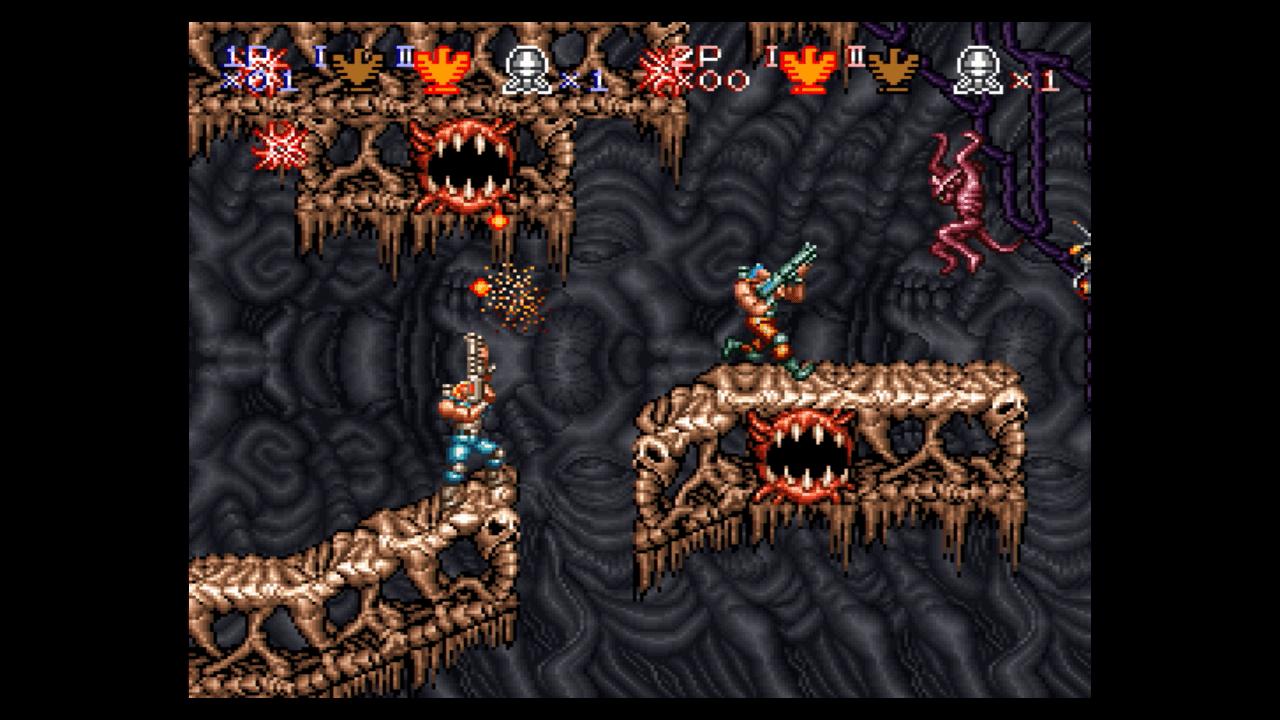 Contra III The Alien Wars Game Nintendo World Report