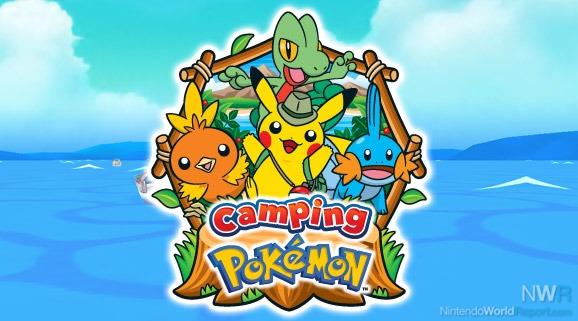Camp Pokémon App Released - News - Nintendo World Report