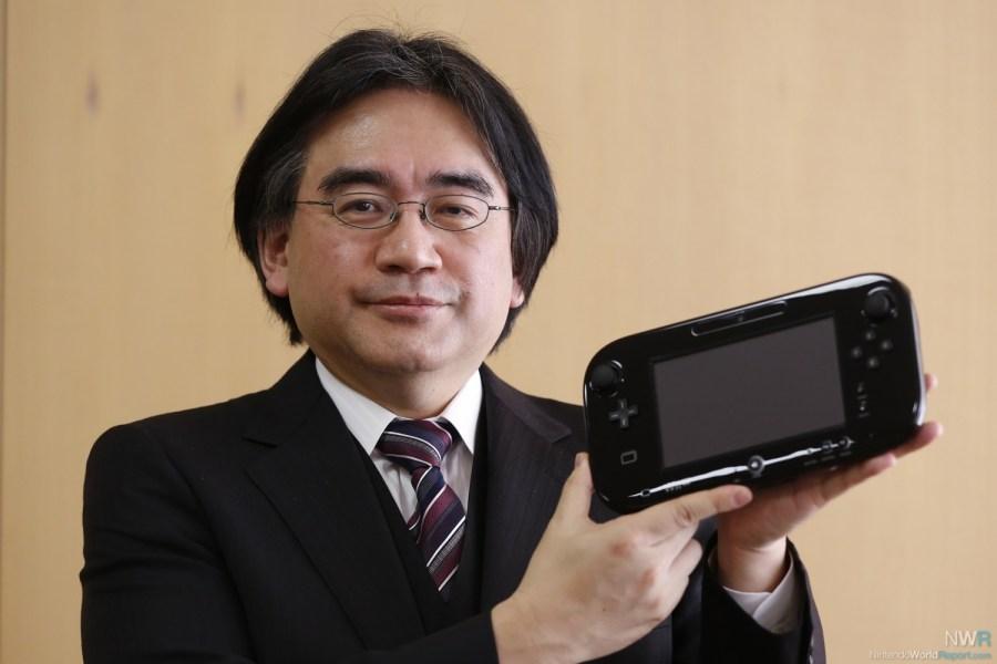 Image result for Wii U Iwata