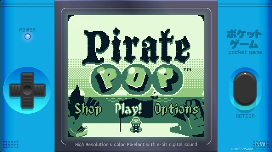 Image result for Pirate Pop Plus on wii u