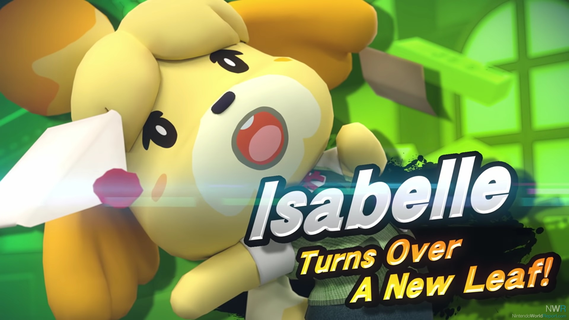 Animal Crossing New Leaf Wallpaper Animal Crossing Announced For Switch Isabelle To Turn