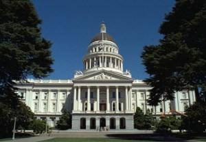 Cali. Capitol Bldg photo