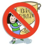 Awards cancellation clipart