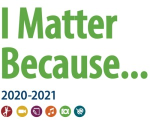 I Matter Because logo