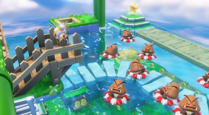 CaptainToad-FloatingGoombas