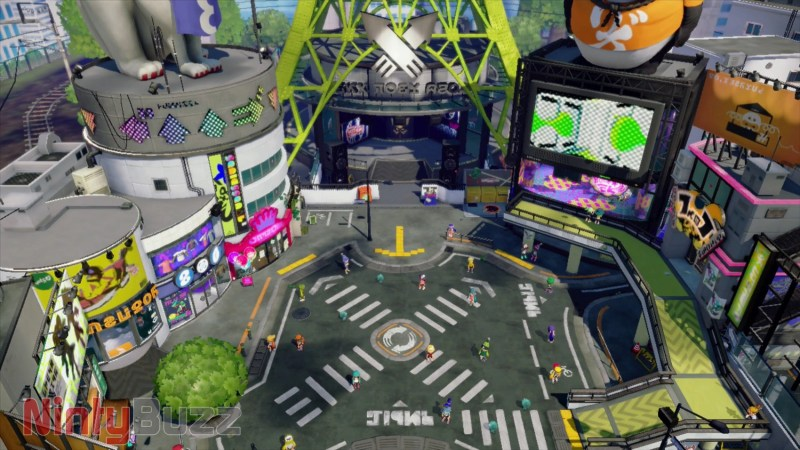 Splatoon Screen Shot 14:06:2015 18. 30