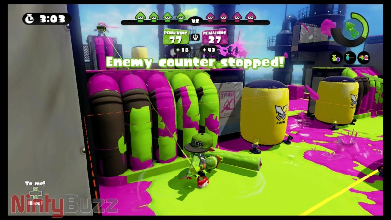 Splatoon Screen Shot 14:06:2015 18.37