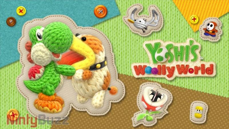 Yoshi's Woolly World Screen Shot 25:06:2015 12.15