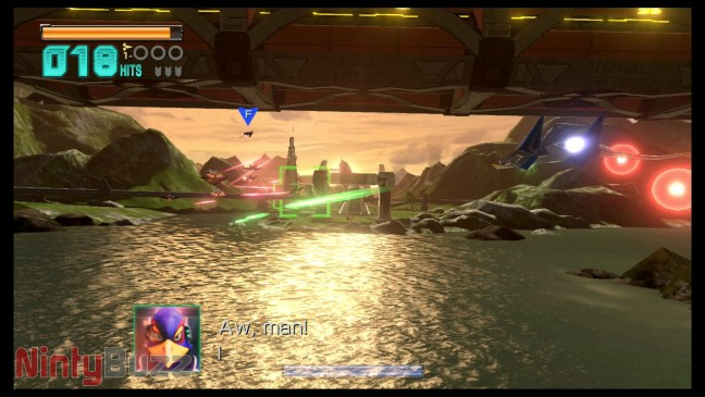 Star Fox Zero Screen Shot 20.04.2016, 15.36