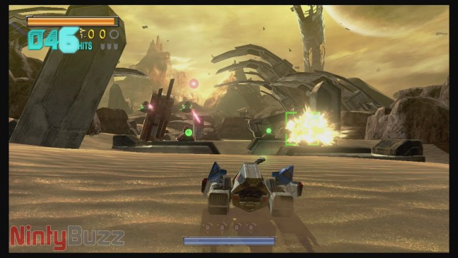 Star Fox Zero Screen Shot 20.04.2016, 15.37