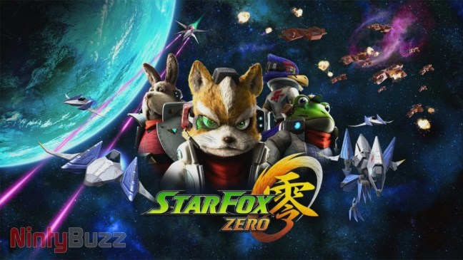 Star Fox Zero Screen Shot 20.04.2016, 15.48