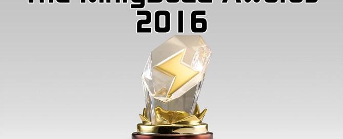 NintyBuzz Awards 2016
