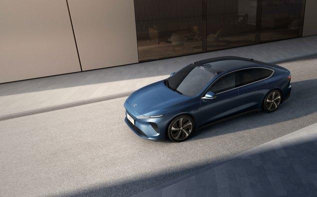 Nio ET7 2021: Tesla electric car competitor