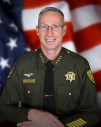 image of Chuck Allen, Sheriff