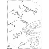 yamaha aanbouwkit F9.9 6g8-48501-20