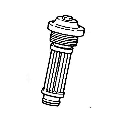 6g8-13440-00 yamaha olie filter voor de yamaha F9.9A & F9.9B