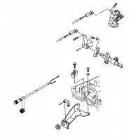 aanbouwkit Yamaha 9,9 en 15 pk 2 takt YMM-21205-00-00