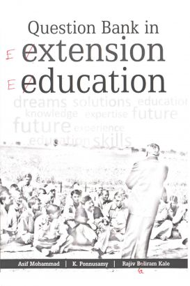 Question Bank in Extension Education