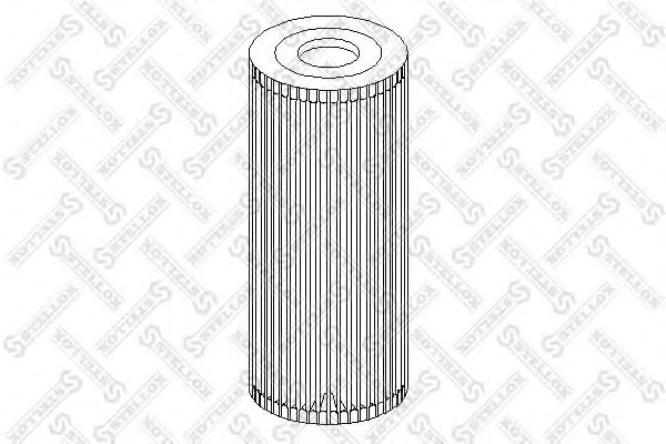 8120005SX,STELLOX 81-20005-SX Oil Filter for MERCEDES-BENZ
